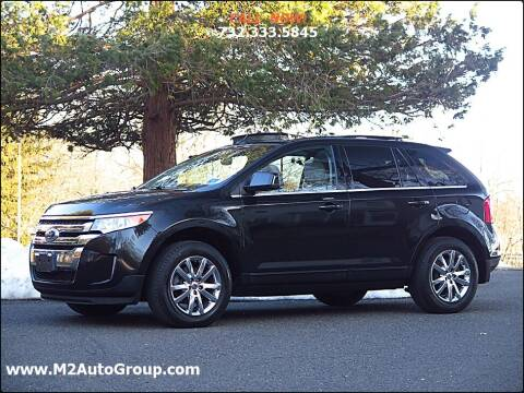 2011 Ford Edge for sale at M2 Auto Group Llc. EAST BRUNSWICK in East Brunswick NJ