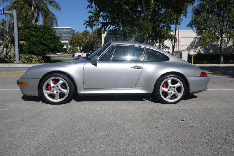 1997 Porsche 911 for sale at PERFORMANCE AUTO WHOLESALERS in Miami FL