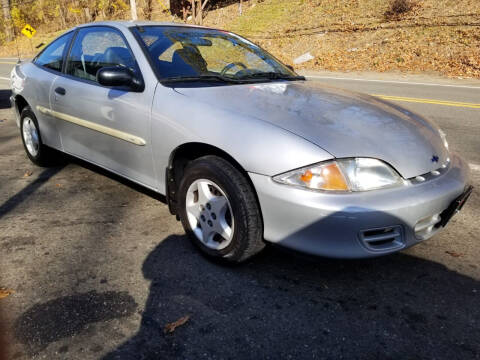 2000 Chevrolet Cavalier for sale at The Car House in Butler NJ