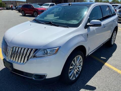 2013 Lincoln MKX for sale at MAGIC AUTO SALES - Magic Auto Prestige in South Hackensack NJ