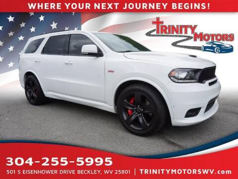 2018 Dodge Durango for sale at Trinity Motors in Beckley WV