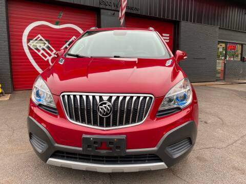 2014 Buick Encore for sale at Apple Auto Sales Inc in Camillus NY