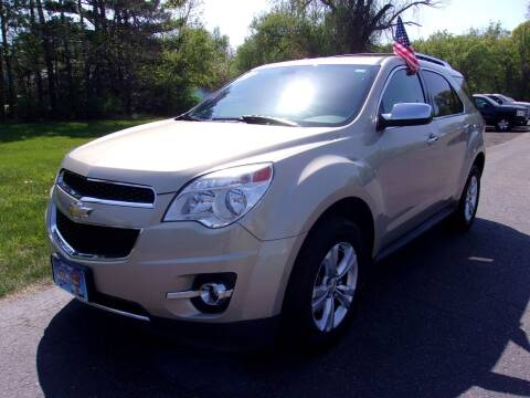 2011 Chevrolet Equinox for sale at American Auto Sales in Forest Lake MN