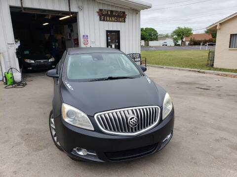 2014 Buick Verano for sale at DFW AUTO FINANCING LLC in Dallas TX