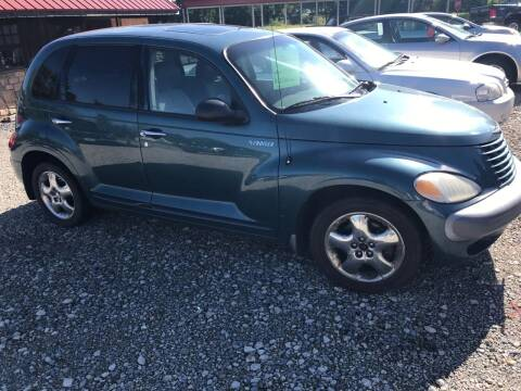 2001 Chrysler PT Cruiser for sale at Simon Automotive in East Palestine OH