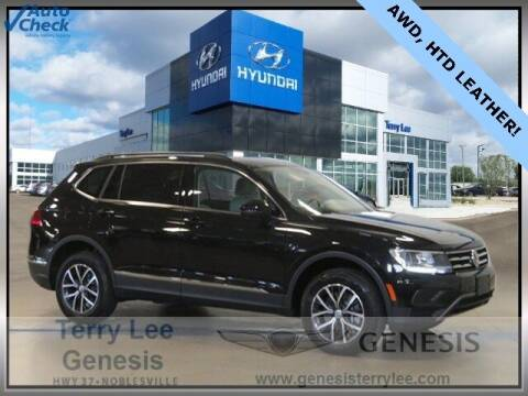 2020 Volkswagen Tiguan for sale at Terry Lee Hyundai in Noblesville IN