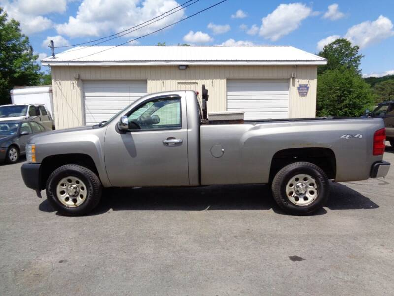 2012 Chevrolet Silverado 1500 for sale at On The Road Again Auto Sales in Lake Ariel PA