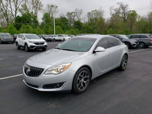 2017 Buick Regal for sale at White's Honda Toyota of Lima in Lima OH