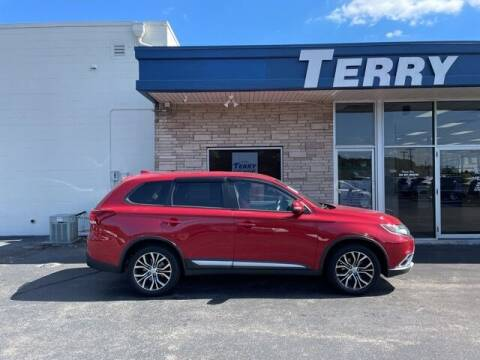2017 Mitsubishi Outlander for sale at Terry Auto Outlet in Lynchburg VA