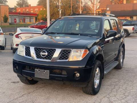 2006 Nissan Pathfinder for sale at IMPORT Motors in Saint Louis MO