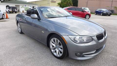 2013 BMW 3 Series for sale at Das Autohaus Quality Used Cars in Clearwater FL