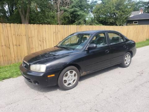 2003 Hyundai Elantra for sale at REM Motors in Columbus OH