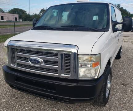 2011 Ford E-Series Cargo for sale at Sardonyx Auto Inc in Orlando FL