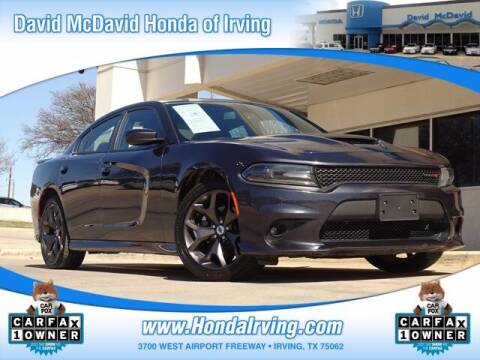2019 Dodge Charger for sale at DAVID McDAVID HONDA OF IRVING in Irving TX