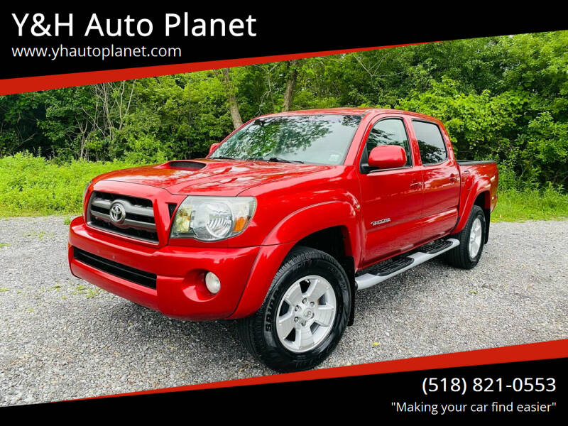 2009 Toyota Tacoma for sale at Y&H Auto Planet in West Sand Lake NY