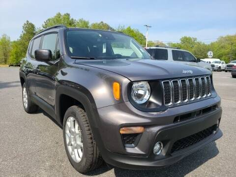 2021 Jeep Renegade for sale at FRED FREDERICK CHRYSLER, DODGE, JEEP, RAM, EASTON in Easton MD
