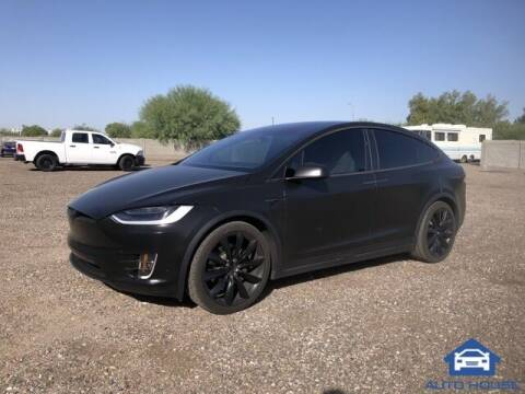 2018 Tesla Model X for sale at Curry's Cars Powered by Autohouse - AUTO HOUSE PHOENIX in Peoria AZ