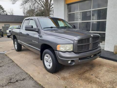 2003 Dodge Ram Pickup 1500 for sale at PIRATE AUTO SALES in Greenville NC