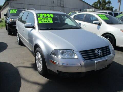 2003 Volkswagen Passat for sale at Car One - CAR SOURCE OKC in Oklahoma City OK