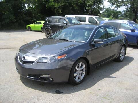 2013 Acura TL for sale at Import Auto Connection in Nashville TN