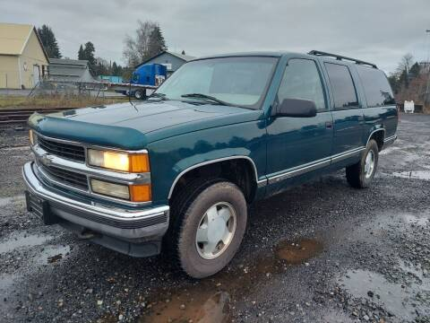 1997 Chevrolet Suburban for sale at TOP Auto BROKERS LLC in Vancouver WA