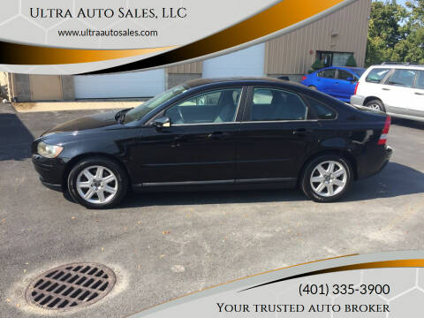 2006 Volvo S40 for sale at Ultra Auto Sales, LLC in Cumberland RI