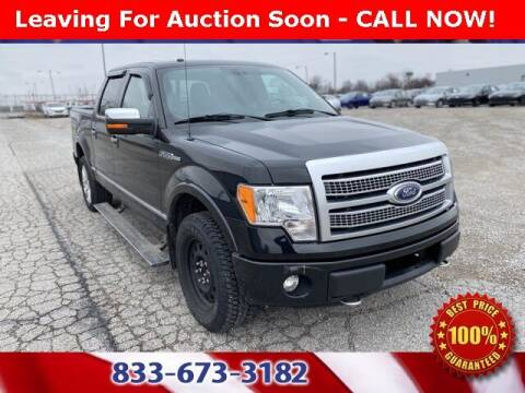 2011 Ford F-150 for sale at Glenbrook Dodge Chrysler Jeep Ram and Fiat in Fort Wayne IN