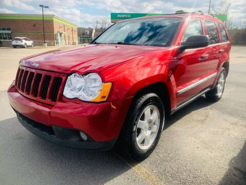 2010 Jeep Grand Cherokee for sale at BRYANT AUTO SALES in Bryant AR