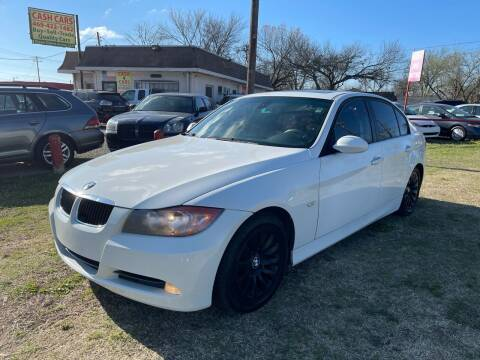 2007 BMW 3 Series for sale at Texas Select Autos LLC in Mckinney TX