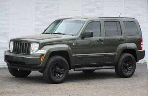 2008 Jeep Liberty for sale at Kohmann Motors & Mowers in Minerva OH