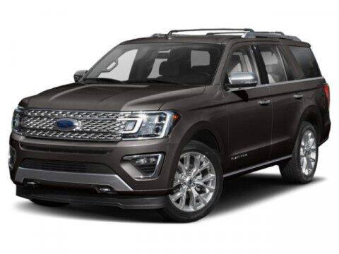 2021 Ford Expedition for sale at Hawk Ford of St. Charles in Saint Charles IL