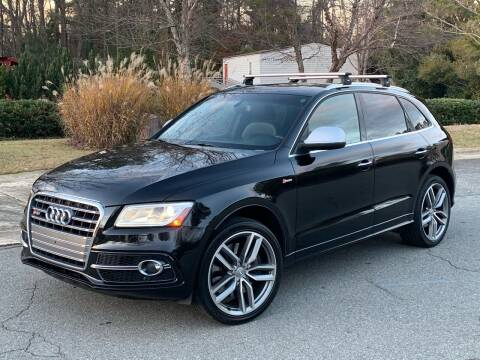 2015 Audi SQ5 for sale at Triangle Motors Inc in Raleigh NC