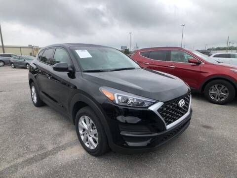 2020 Hyundai Tucson for sale at Allen Turner Hyundai in Pensacola FL