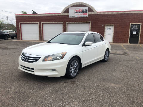 2011 Honda Accord for sale at Family Auto Finance OKC LLC in Oklahoma City OK