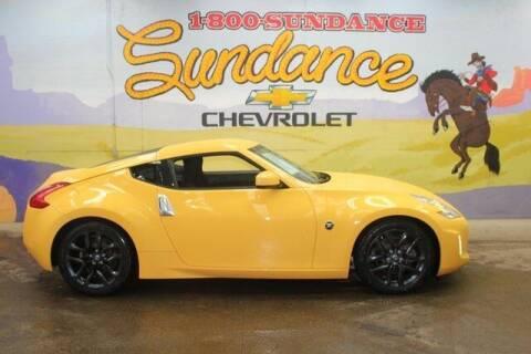 2017 Nissan 370Z for sale at Sundance Chevrolet in Grand Ledge MI