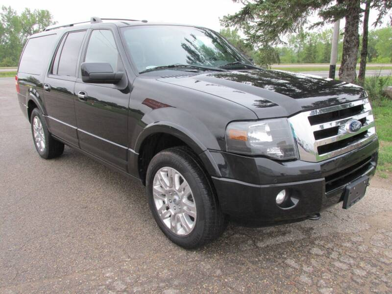 2013 Ford Expedition EL for sale at Buy-Rite Auto Sales in Shakopee MN