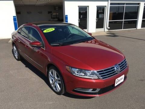 2014 Volkswagen CC for sale at Gross Motors of Marshfield in Marshfield WI