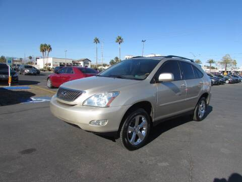 2007 Lexus RX 350 for sale at Charlie Cheap Car in Las Vegas NV