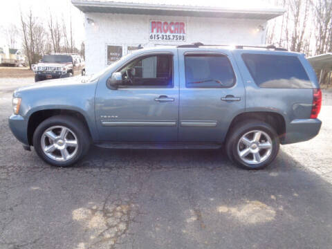 2010 Chevrolet Tahoe for sale at PROCAR LLC in Portland TN