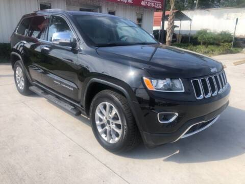 2014 Jeep Grand Cherokee for sale at Empire Automotive Group Inc. in Orlando FL