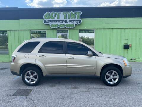 2008 Chevrolet Equinox for sale at GOT TINT AUTOMOTIVE SUPERSTORE in Fort Wayne IN