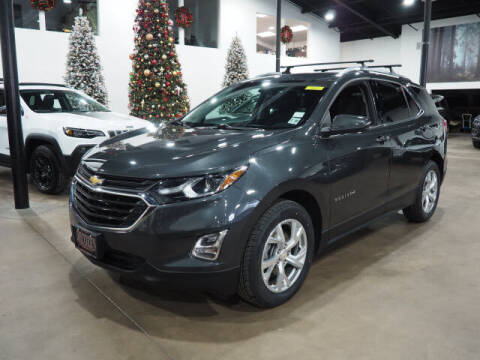 2018 Chevrolet Equinox for sale at Montclair Motor Car in Montclair NJ