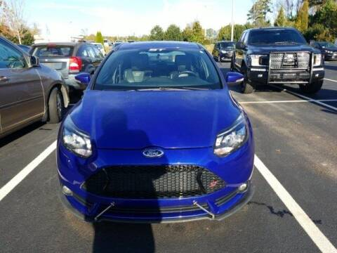 2014 Ford Focus for sale at Lou Sobh Kia in Cumming GA
