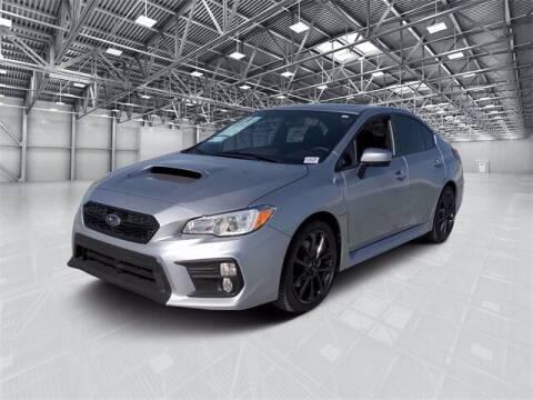 2021 Subaru WRX for sale at Camelback Volkswagen Subaru in Phoenix AZ