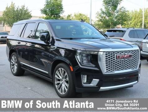 2021 GMC Yukon for sale at Carol Benner @ BMW of South Atlanta in Union City GA