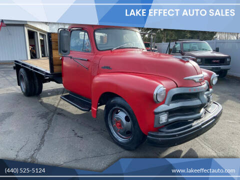 1954 Chevrolet 4400 for sale at Lake Effect Auto Sales in Chardon OH