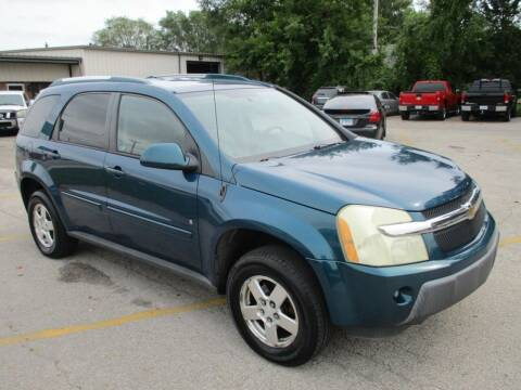 2006 Chevrolet Equinox for sale at RJ Motors in Plano IL