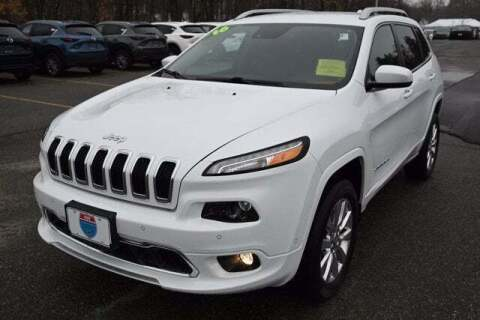 2016 Jeep Cherokee for sale at 495 Chrysler Jeep Dodge Ram in Lowell MA