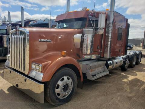 2016 Kenworth W900 for sale at RMI in Chancellor SD