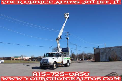 2010 International 4300 for sale at Your Choice Autos - Joliet in Joliet IL